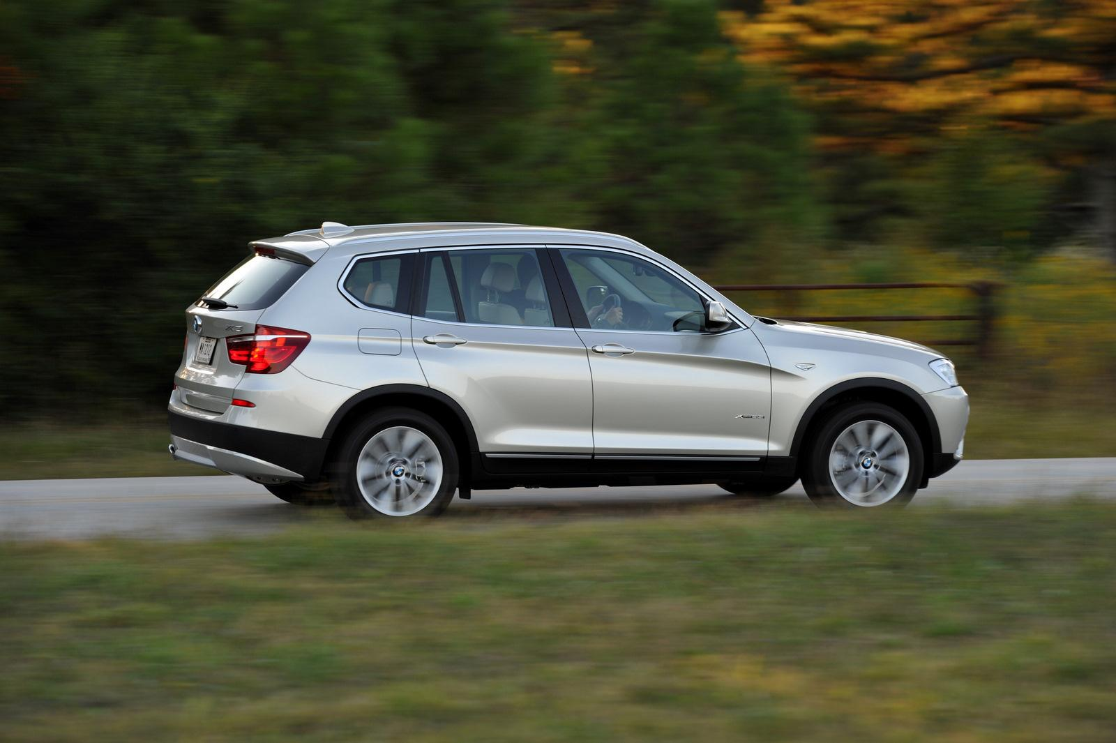 BMW X3 sDrive18d 2011 photo - 4