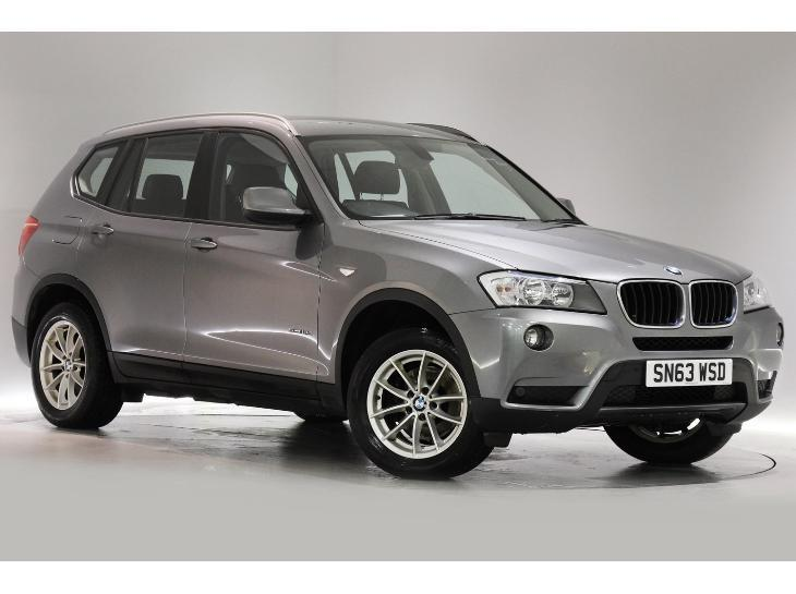 BMW X3 sDrive18d 2011 photo - 5