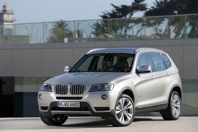 BMW X3 sDrive18d 2011 photo - 6
