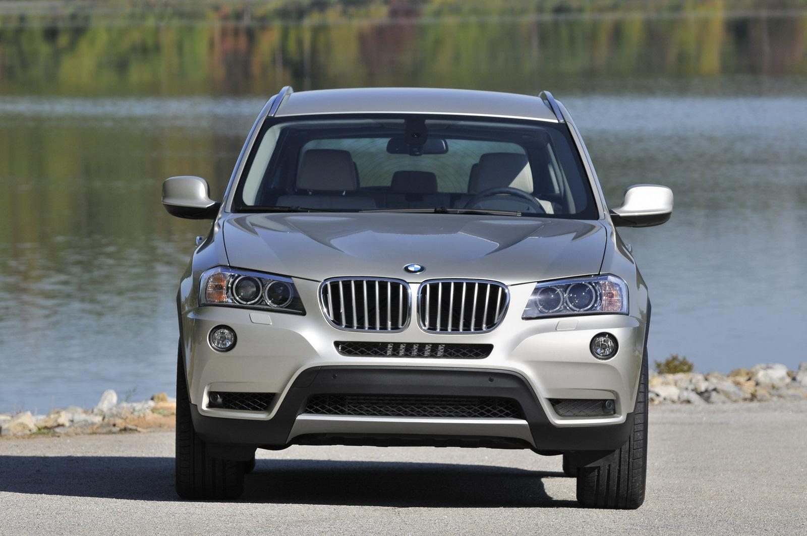 BMW X3 sDrive18d 2011 photo - 7