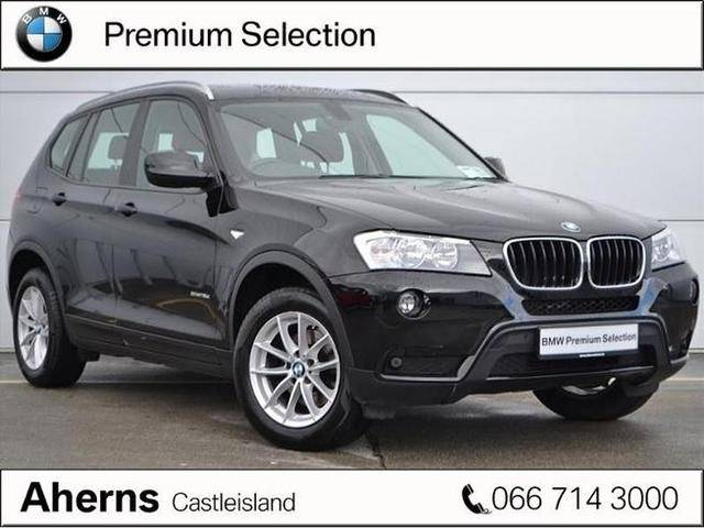 BMW X3 sDrive18d 2014 photo - 1