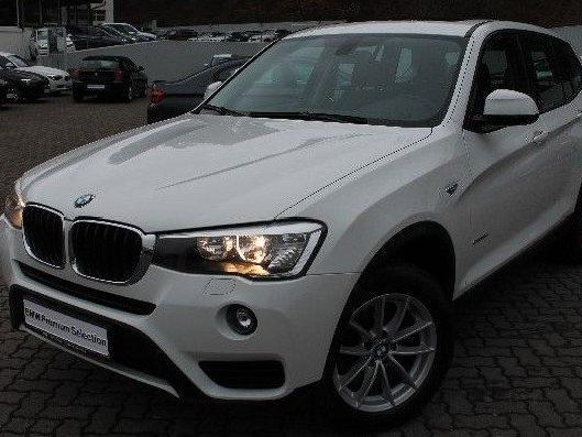 BMW X3 sDrive18d 2014 photo - 10