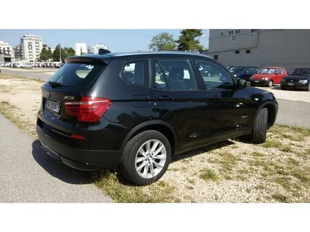 BMW X3 sDrive18d 2014 photo - 11