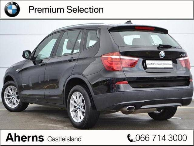 BMW X3 sDrive18d 2014 photo - 3