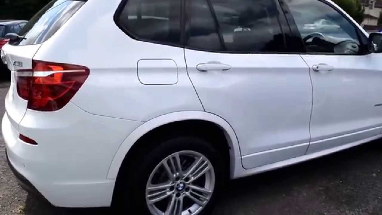 BMW X3 sDrive18d 2014 photo - 4