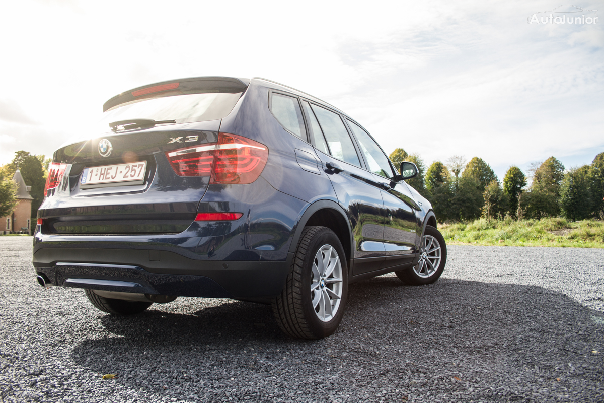 BMW X3 sDrive18d 2014 photo - 7