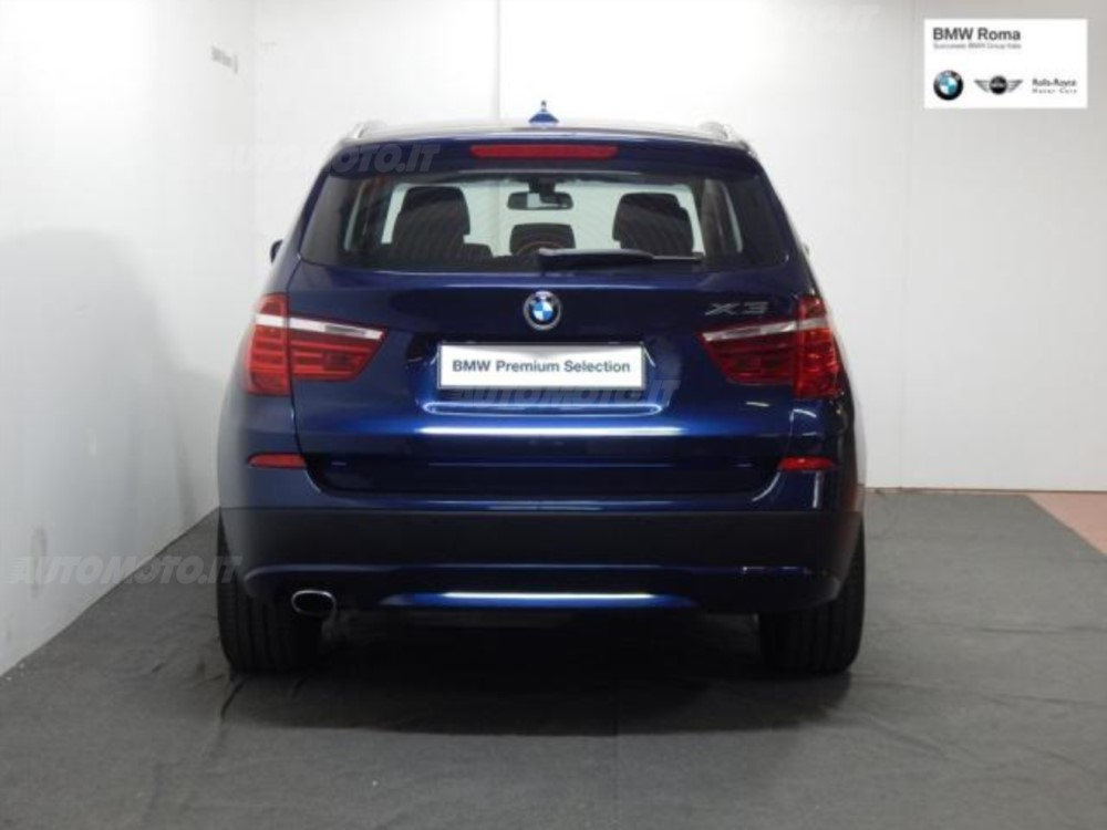 BMW X3 sDrive18d 2014 photo - 8