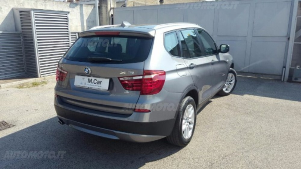 BMW X3 sDrive18d 2014 photo - 9