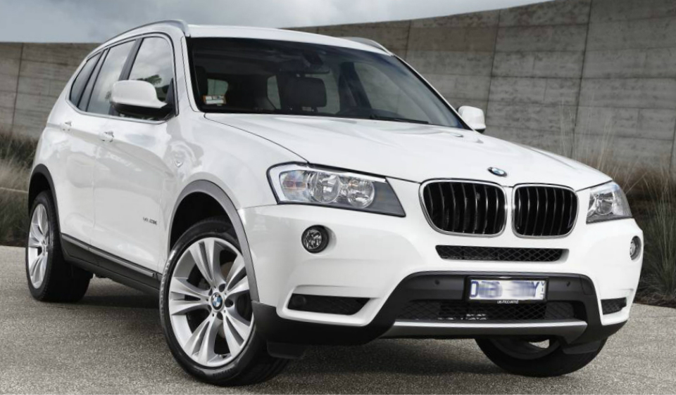 BMW X3 sDrive20i 2012 photo - 1