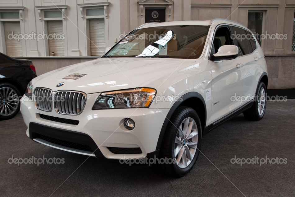BMW X3 sDrive20i 2012 photo - 11
