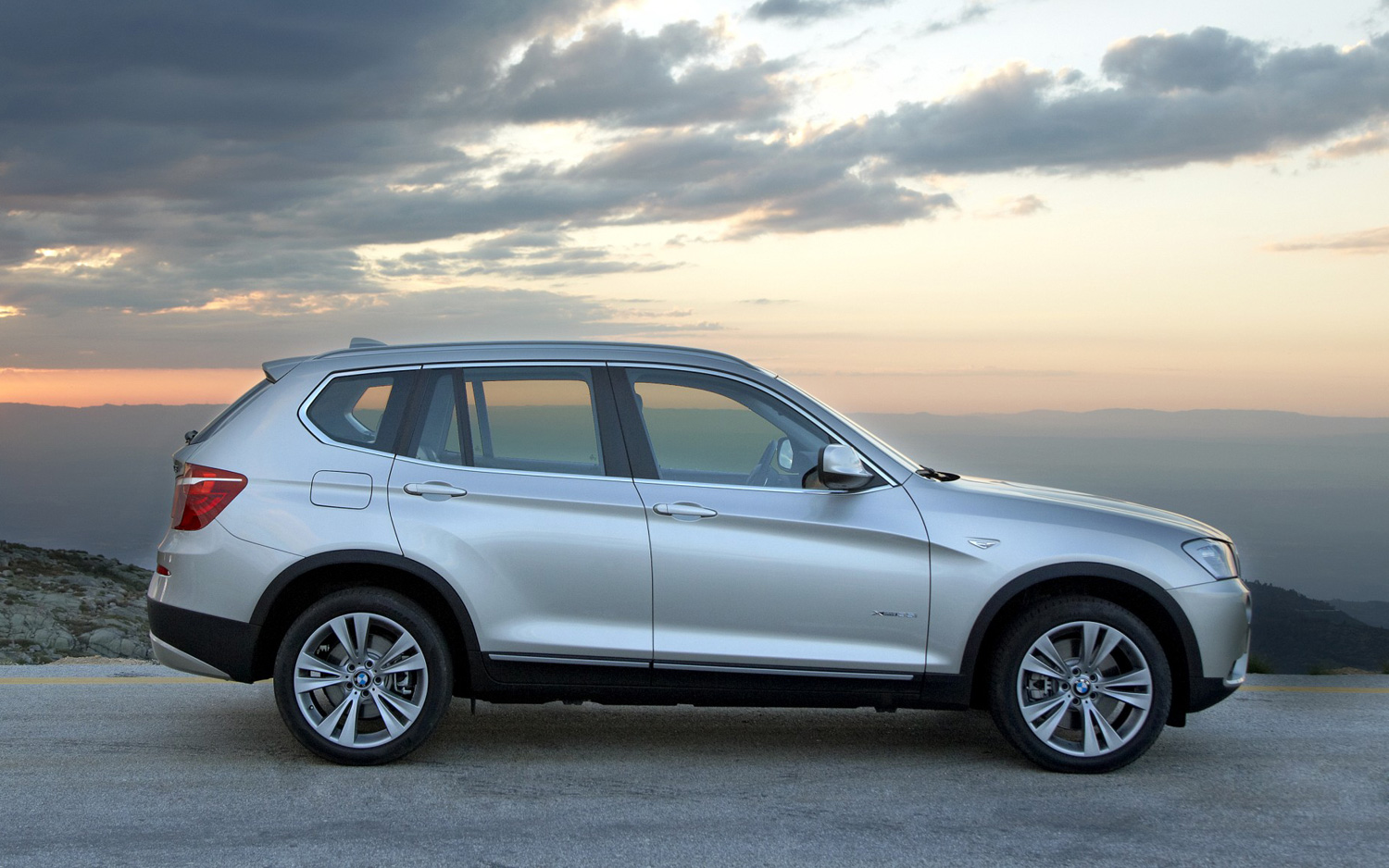 BMW X3 sDrive20i 2012 photo - 12