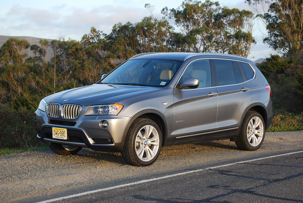 BMW X3 sDrive20i 2012 photo - 5