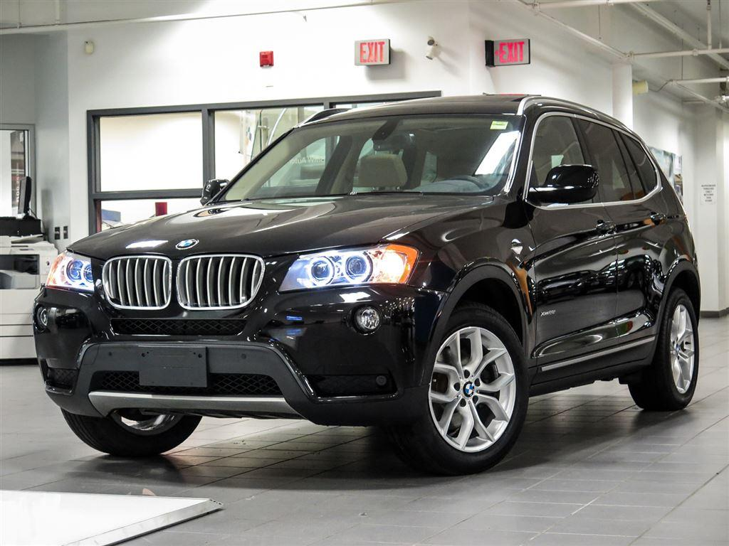 BMW X3 sDrive20i 2012 photo - 6