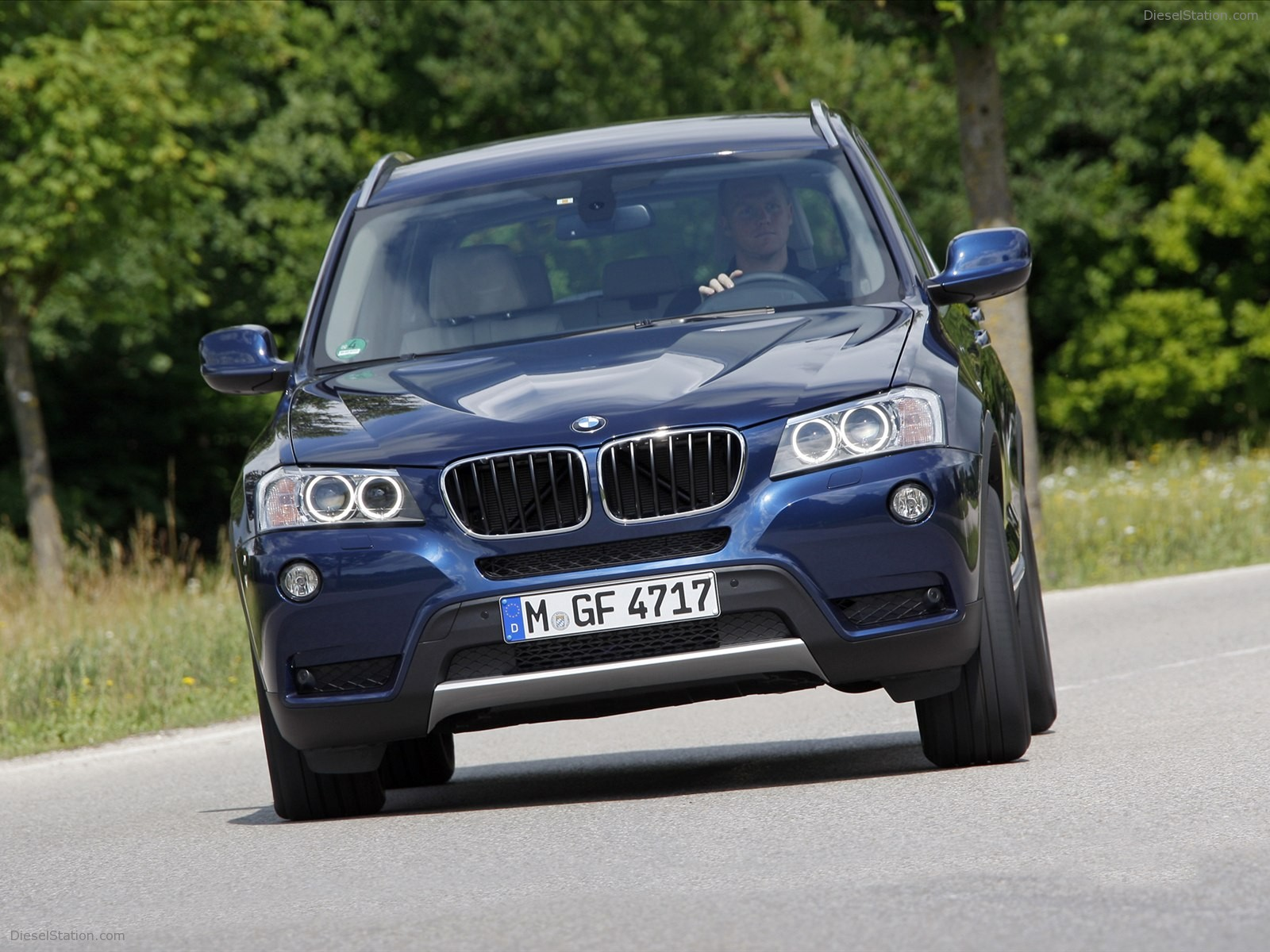 BMW X3 sDrive20i 2012 photo - 7