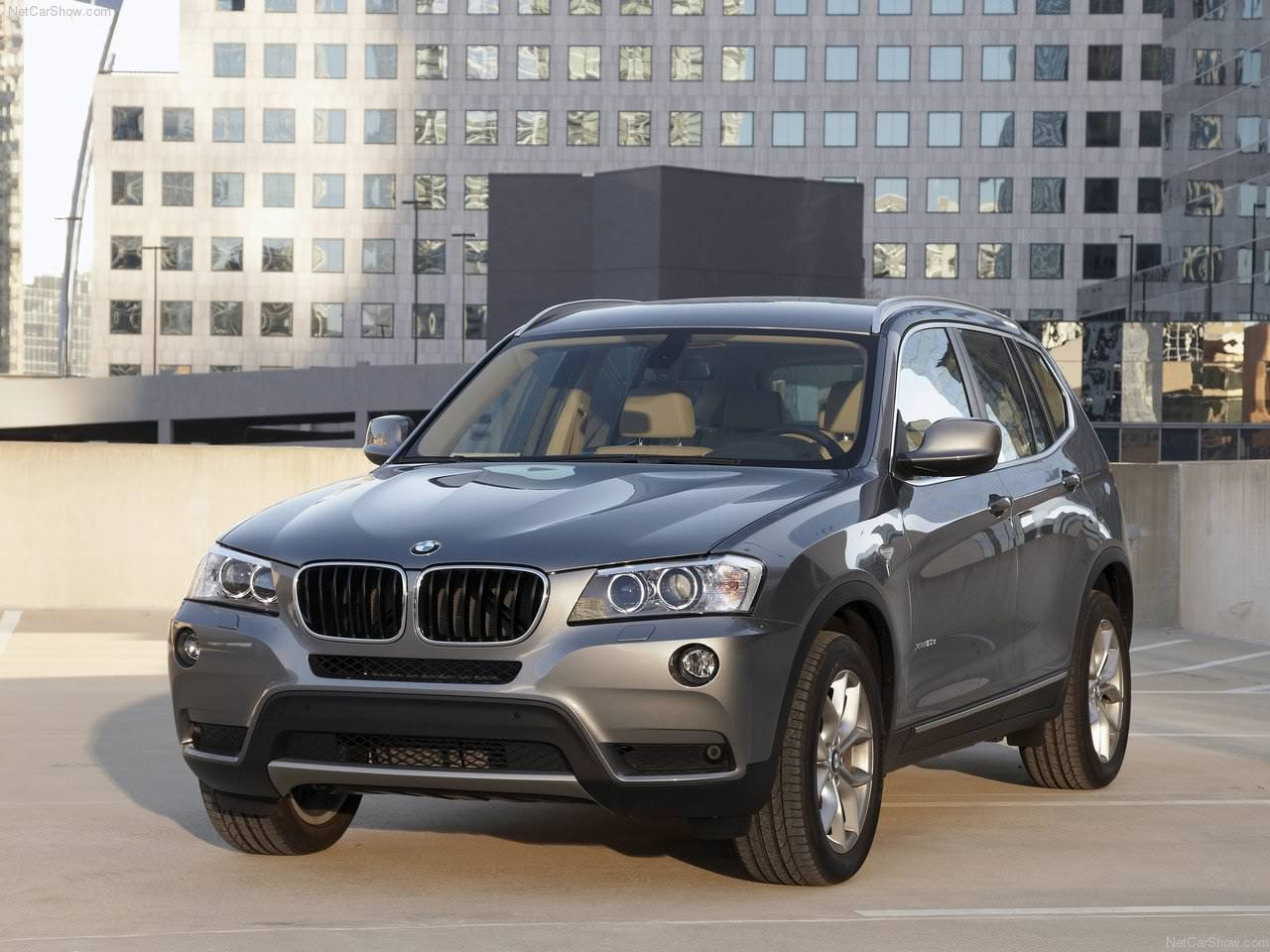 BMW X3 xDrive20d 2011 photo - 1