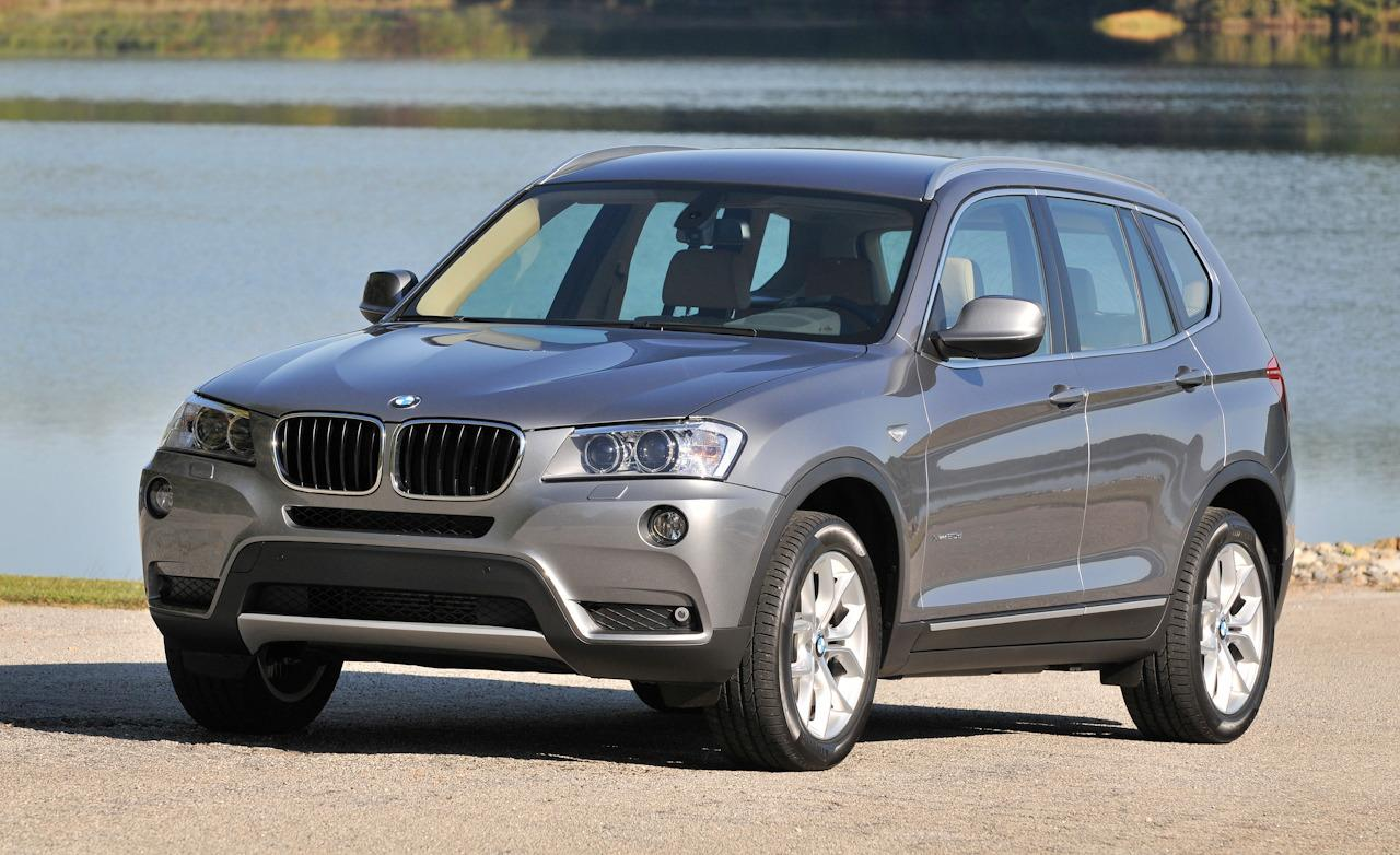BMW X3 xDrive20d 2011 photo - 10