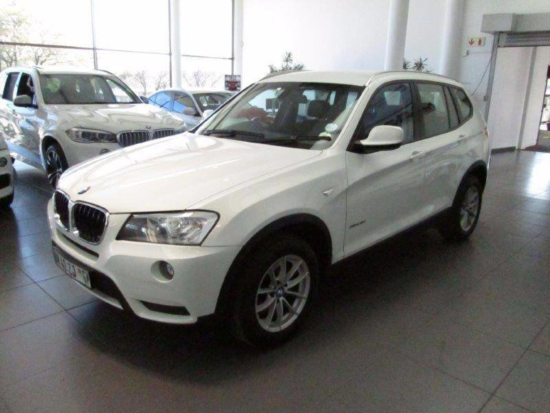 BMW X3 xDrive20d 2011 photo - 11