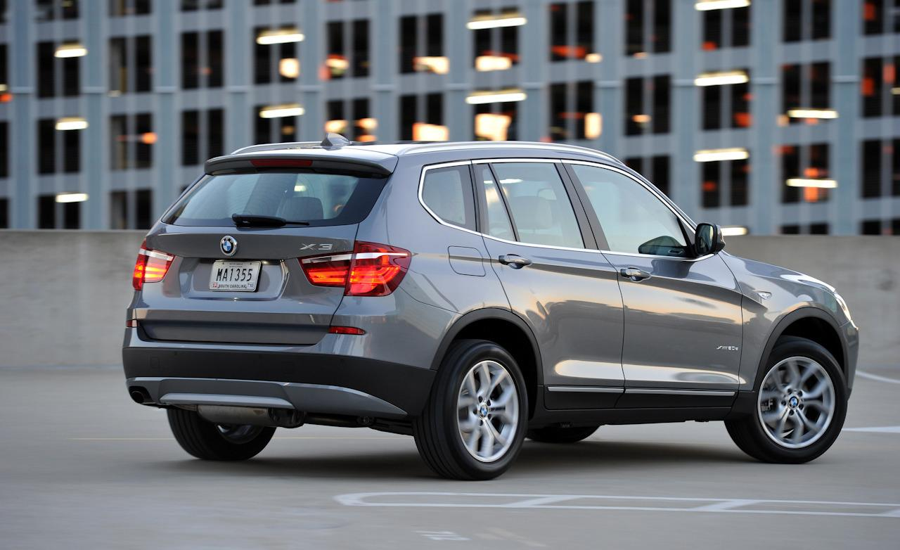 BMW X3 xDrive20d 2011 photo - 12