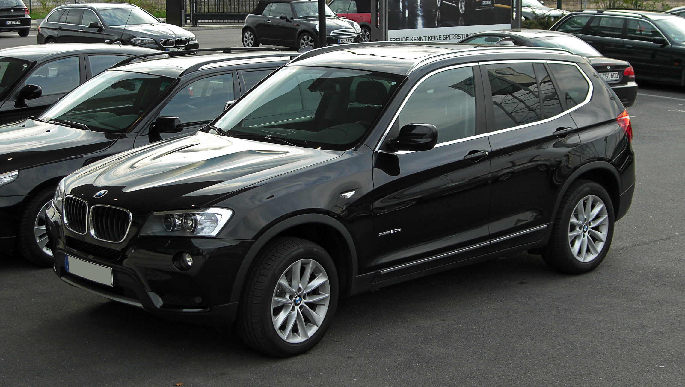 BMW X3 xDrive20d 2011 photo - 2