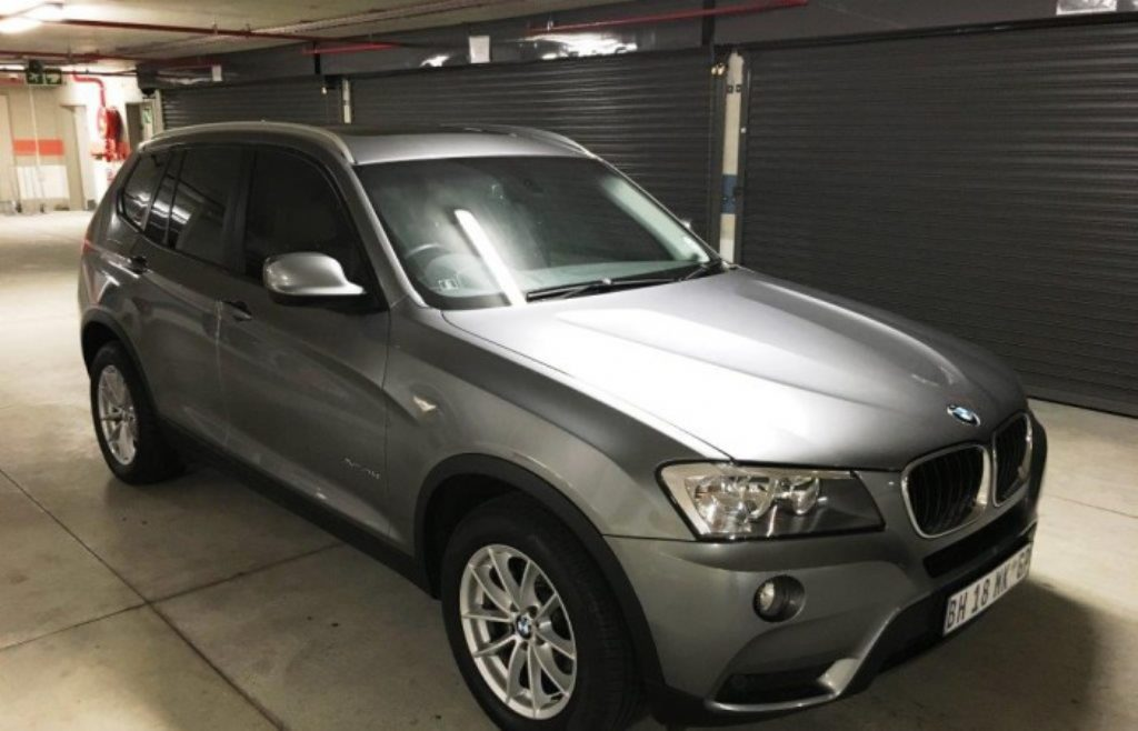 BMW X3 xDrive20d 2011 photo - 3