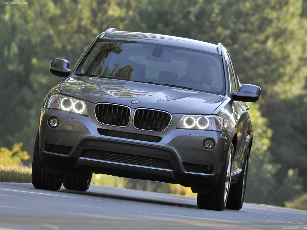 BMW X3 xDrive20d 2011 photo - 4