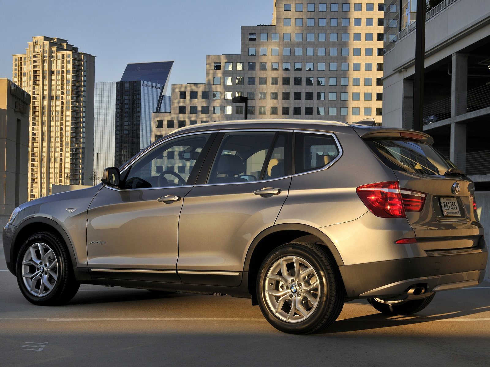 BMW X3 xDrive20d 2011 photo - 5