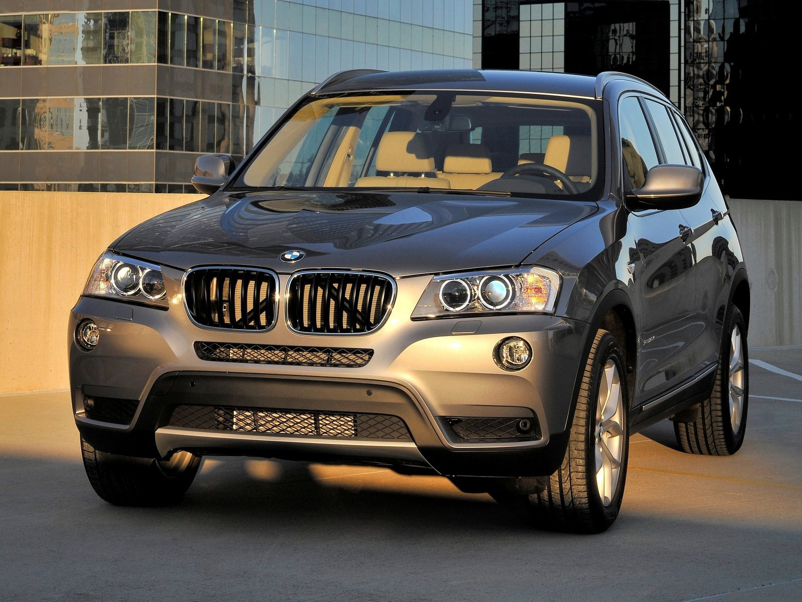 BMW X3 xDrive20d 2011 photo - 6