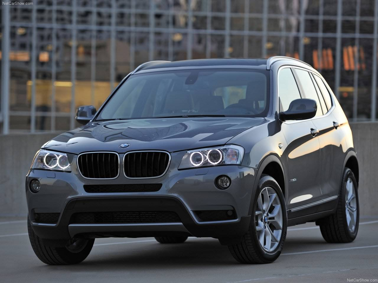 BMW X3 xDrive20d 2011 photo - 7