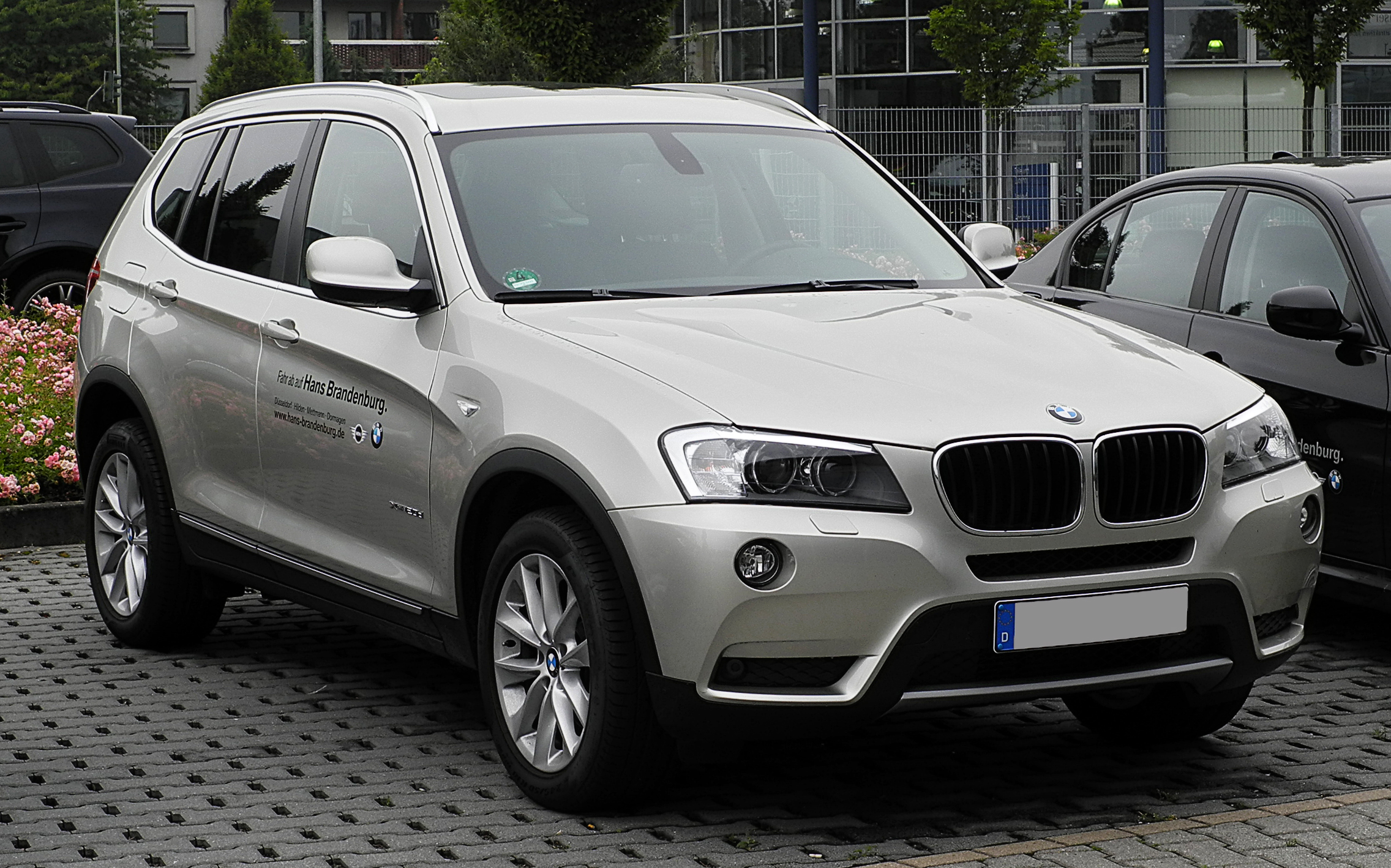 BMW X3 xDrive20d 2011 photo - 8
