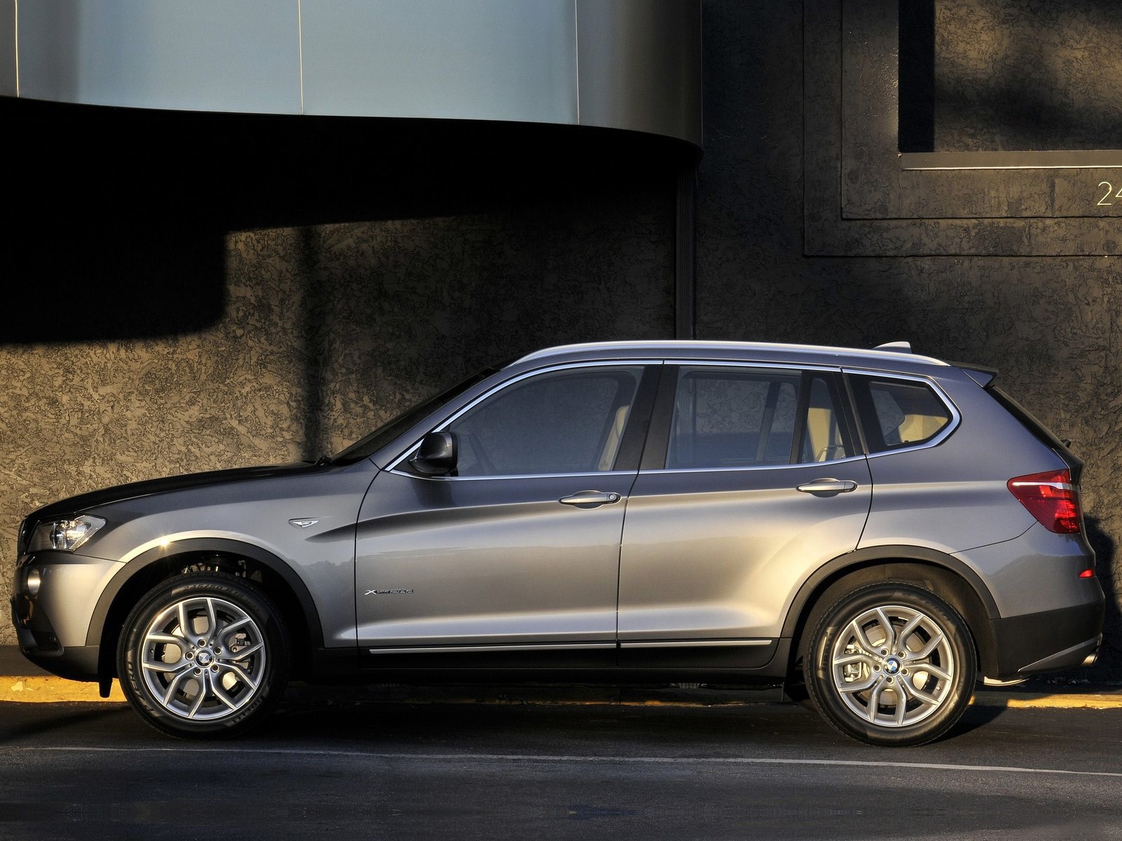 BMW X3 xDrive20d 2011 photo - 9