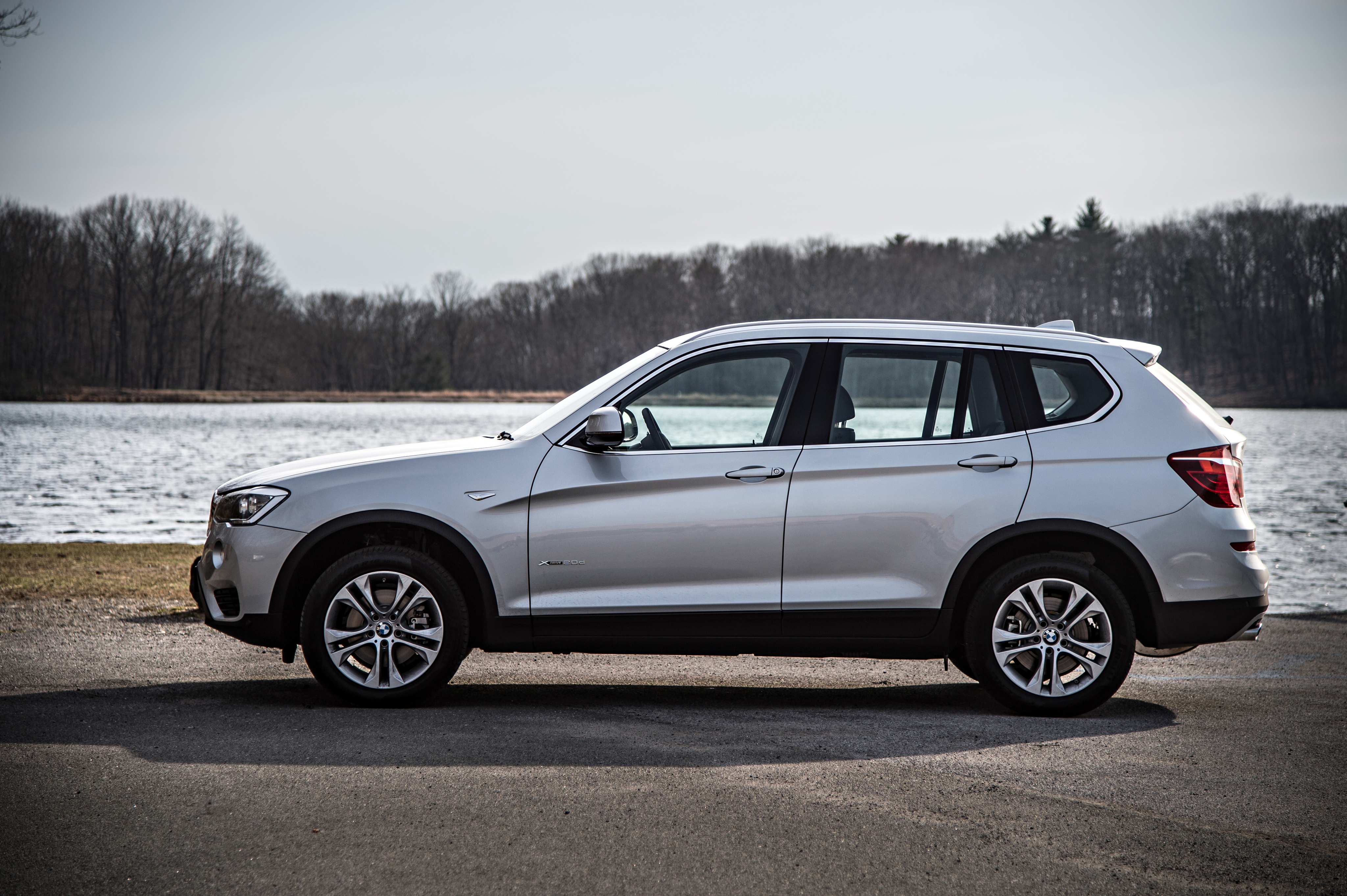 BMW X3 xDrive20d 2014 photo - 1