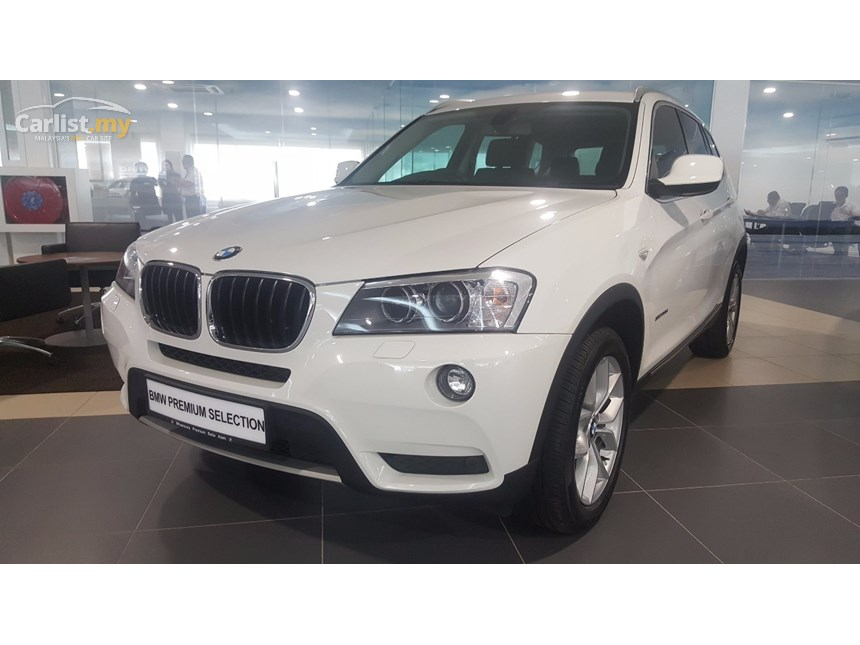 BMW X3 xDrive20d 2014 photo - 10