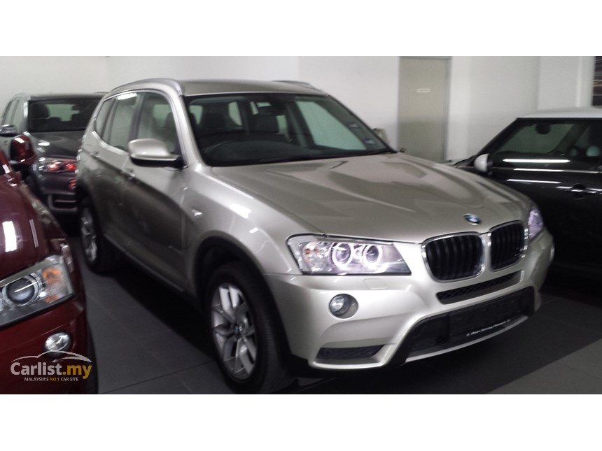 BMW X3 xDrive20d 2014 photo - 11
