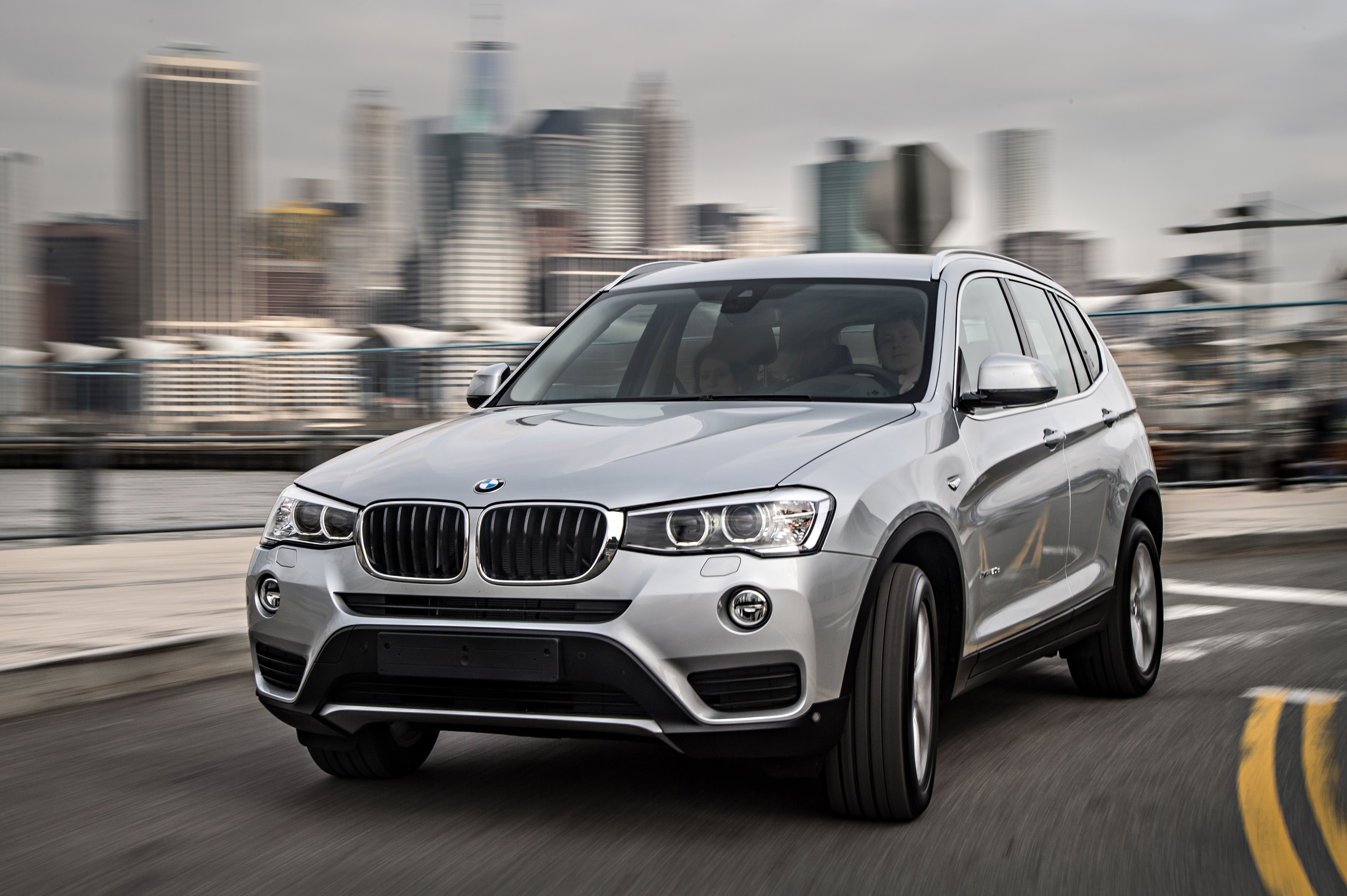 BMW X3 xDrive20d 2014 photo - 3