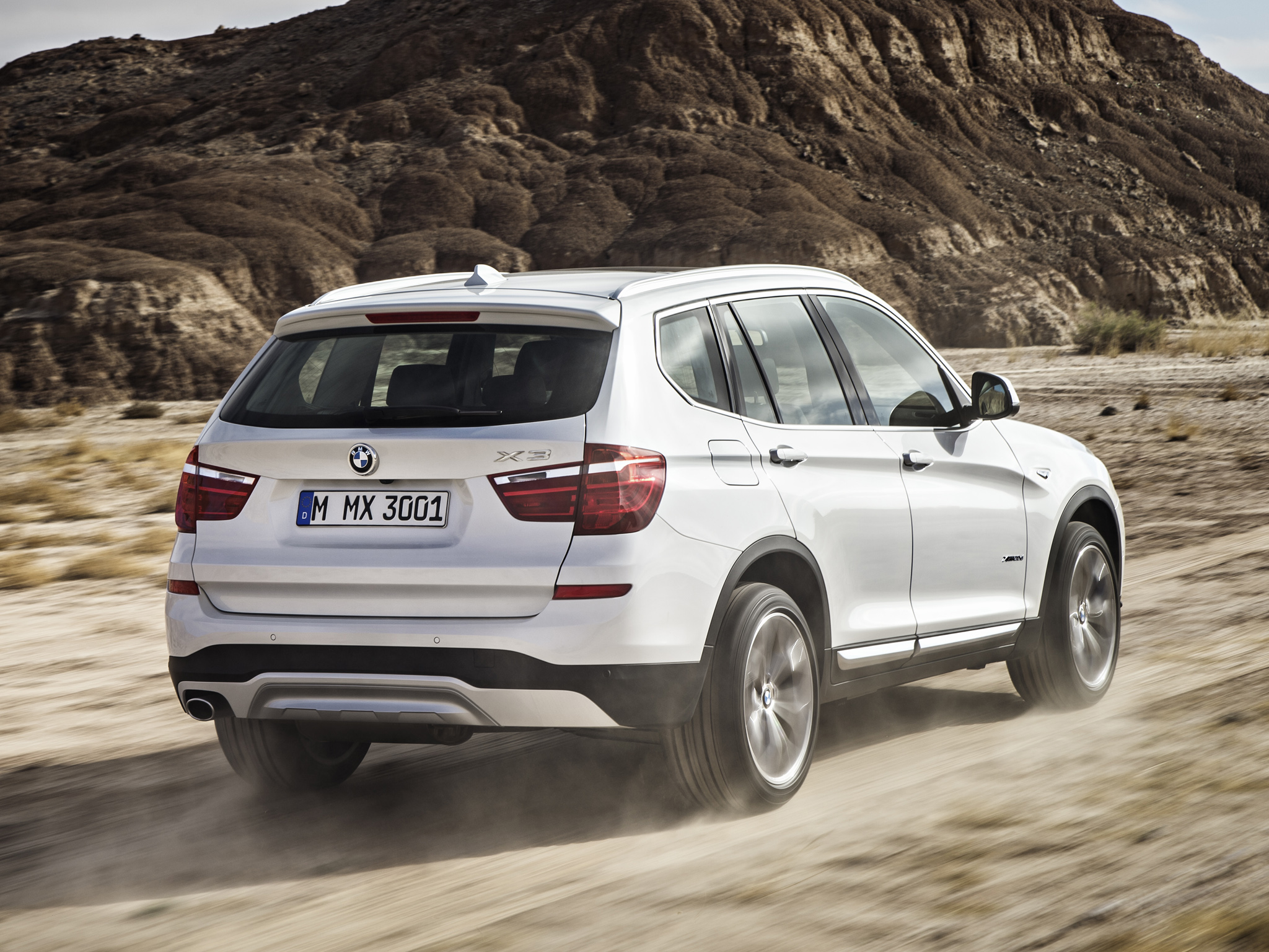 BMW X3 xDrive20d 2014 photo - 6