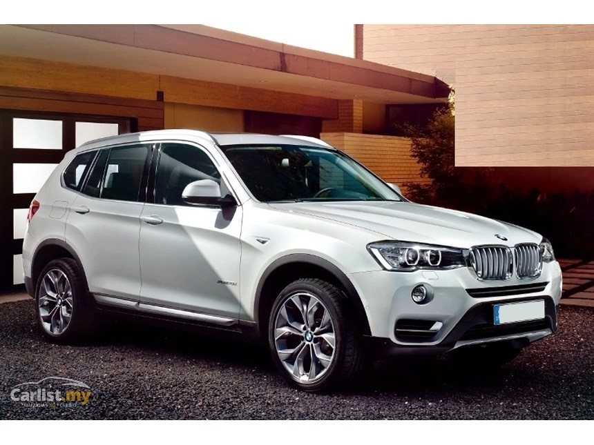 BMW X3 xDrive20d 2014 photo - 7