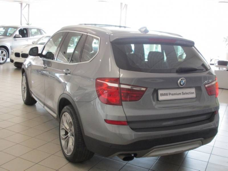 BMW X3 xDrive20d 2014 photo - 8