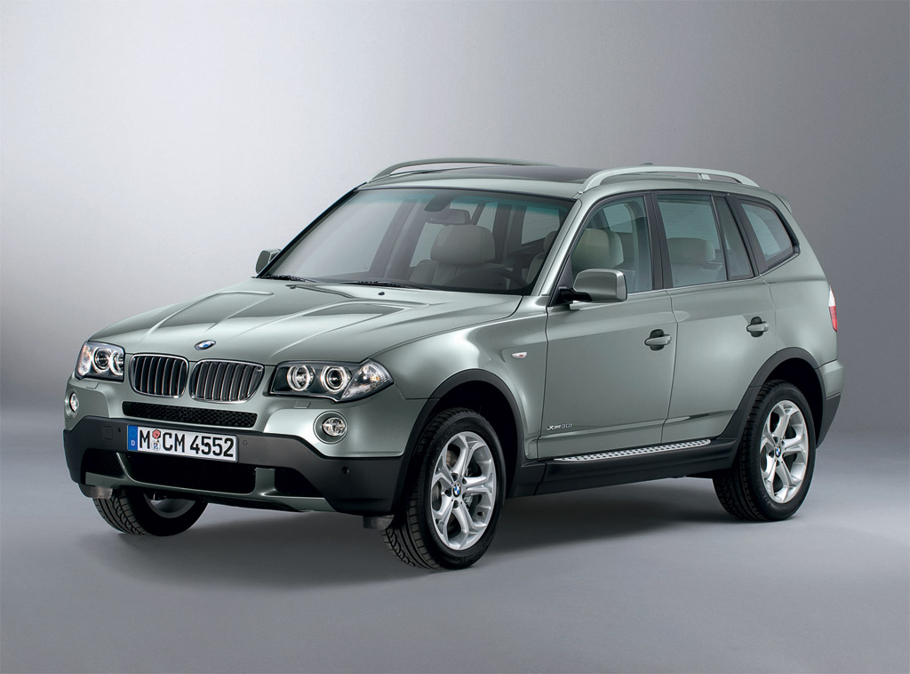 BMW X3 xDrive20i 2009 photo - 1