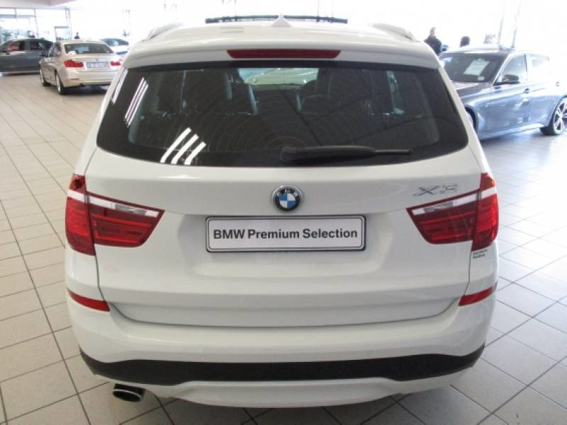 BMW X3 xDrive20i 2009 photo - 11