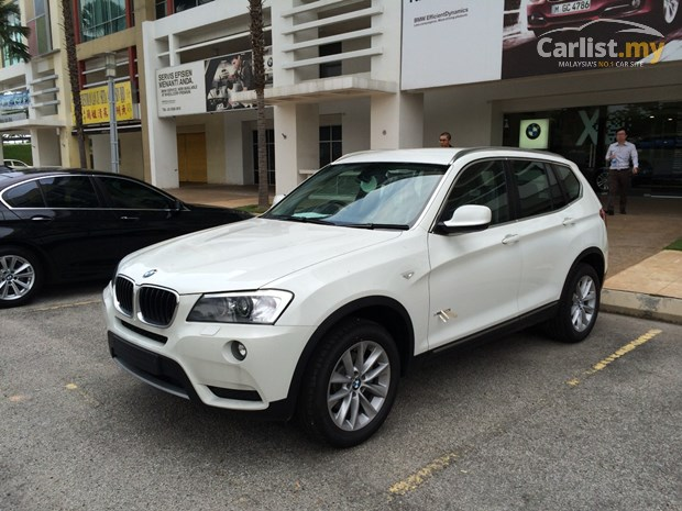 BMW X3 xDrive20i 2009 photo - 12