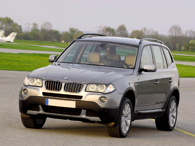 BMW X3 xDrive20i 2009 photo - 2