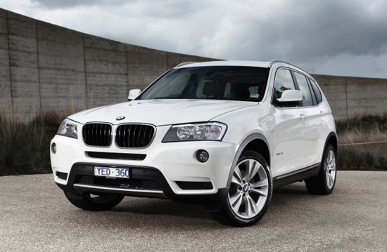 BMW X3 xDrive20i 2009 photo - 3