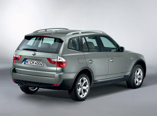BMW X3 xDrive20i 2009 photo - 4