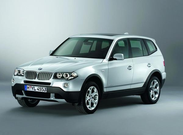 BMW X3 xDrive20i 2009 photo - 5