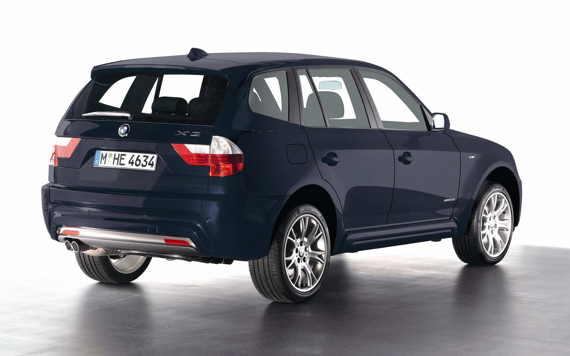 BMW X3 xDrive20i 2009 photo - 6
