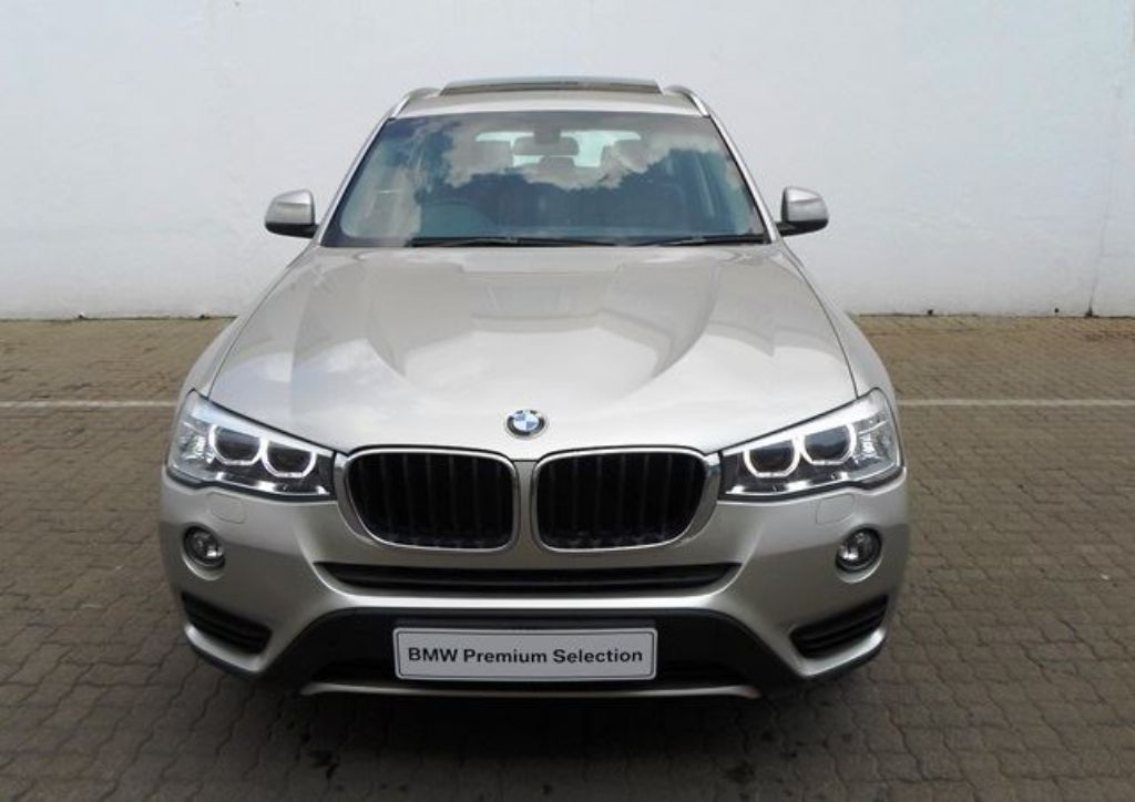 BMW X3 xDrive20i 2009 photo - 8