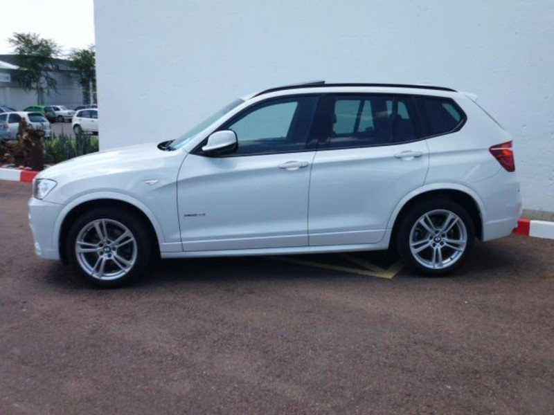 BMW X3 xDrive20i 2014 photo - 1