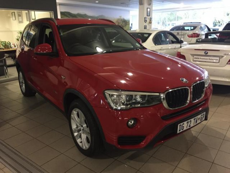 BMW X3 xDrive20i 2014 photo - 10