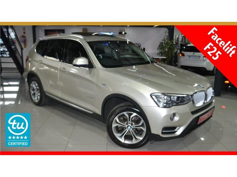 BMW X3 xDrive20i 2014 photo - 2