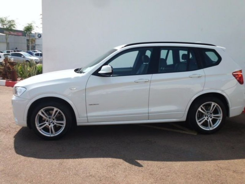 BMW X3 xDrive20i 2014 photo - 3